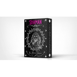 Shaman Playing Cards by Bruno Tarnecci wwww.jeux2cartes.fr
