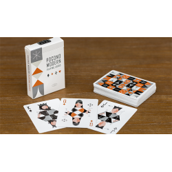 Retro Deck (White) Playing Cards wwww.jeux2cartes.fr