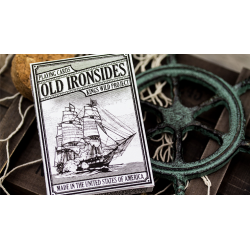 Old Ironsides Playing Cards by Kings Wild Project wwww.jeux2cartes.fr