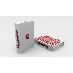 Hypnotic Playing Cards by Michael McClure wwww.jeux2cartes.fr