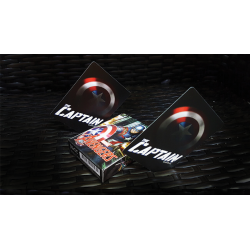 Avengers Captain America Playing Cards wwww.jeux2cartes.fr