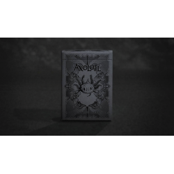Axolotl Playing Cards by Enigma Cards wwww.jeux2cartes.fr