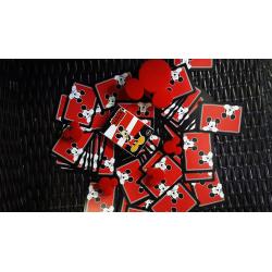 Jeu de cartes - Mickey Mouse wwww.jeux2cartes.fr