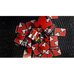 Mickey Mouse Playing Cards wwww.jeux2cartes.fr