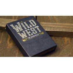WILD WEST: The Black Hills Playing Cards wwww.jeux2cartes.fr