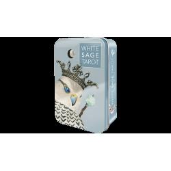 White Sage Tarot Cards wwww.jeux2cartes.fr