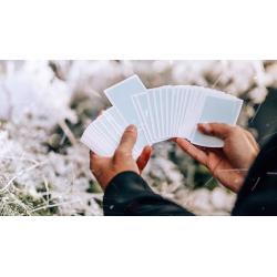 Winter NOC Glacier Ice (Blue) Playing Cards wwww.jeux2cartes.fr