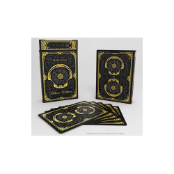 DOTA 2 Deluxe Playing Cards (Black) wwww.jeux2cartes.fr