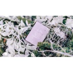 Winter NOC Lavender Dusk (Violet) Playing Cards wwww.jeux2cartes.fr