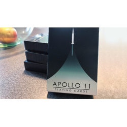 Apollo 11 Playing Cards wwww.jeux2cartes.fr