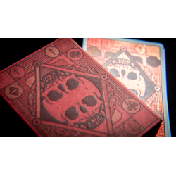 Graveyard Playing Cards wwww.jeux2cartes.fr