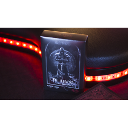 The Master Series - Blades Blood Moon by De'vo (Standard Edition) Playing Cards wwww.jeux2cartes.fr
