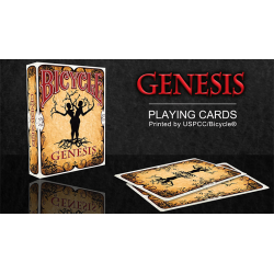 Genesis Playing Cards wwww.jeux2cartes.fr