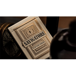 Navigators Playing Cards by theory11 wwww.jeux2cartes.fr