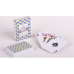 Jeu de cartes Copag Neo Series (Tune In) wwww.jeux2cartes.fr